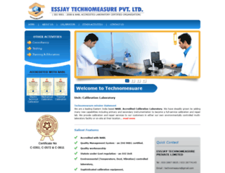 technomeasurenabl.com screenshot