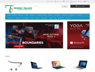 technopalace.com.bd screenshot