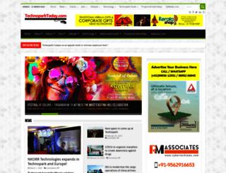 technoparktoday.com screenshot