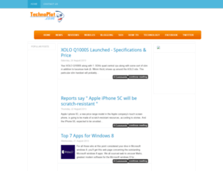 technoplot.blogspot.in screenshot