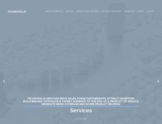 technopolis.com screenshot