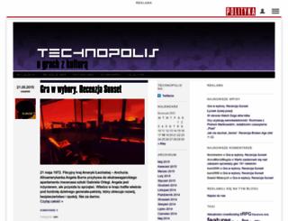 technopolis.polityka.pl screenshot
