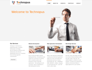 technopus.com screenshot