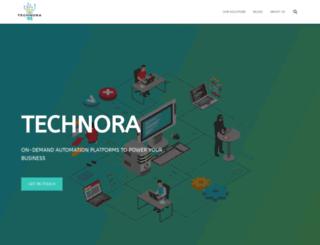 technora.net screenshot