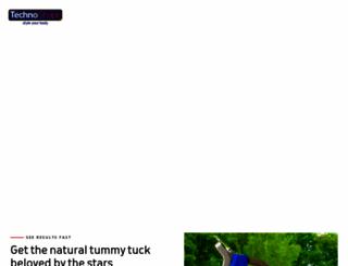 technoshape.net screenshot