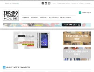 technotradinghouse.com screenshot