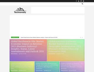 technovally.com screenshot