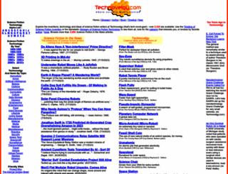technovelgy.com screenshot