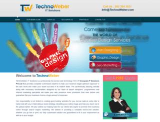 technoweber.com screenshot