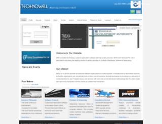 technowellindia.com screenshot