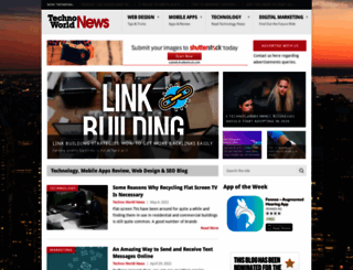 technoworldnews.com screenshot