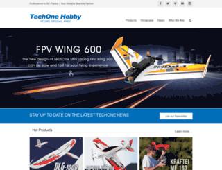 techonehobby.com screenshot