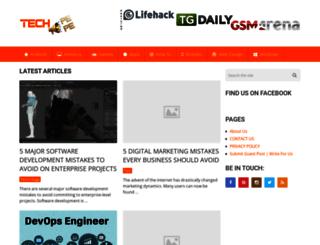 techpepe.com screenshot
