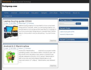 techponp.com screenshot