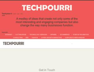 techpourri.com screenshot