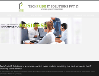 techprideinfo.com screenshot