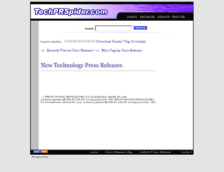 techprspider.com screenshot