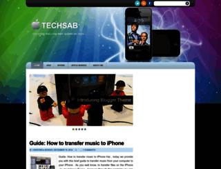 techsab.blogspot.com screenshot