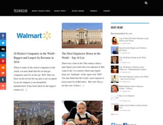 techscio.com screenshot