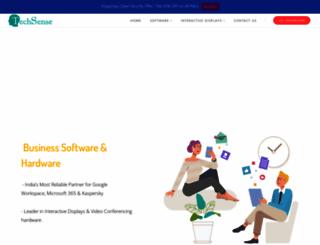 techsenselabs.com screenshot
