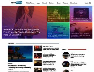 techshout.com screenshot