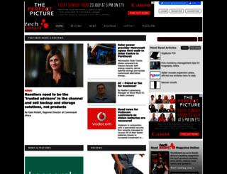 techsmart.co.za screenshot