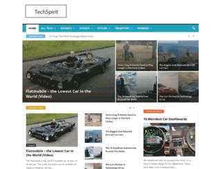 techspir.it screenshot