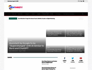 techthirsty.com screenshot