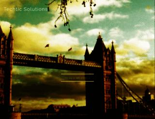 techticsolutions.bksites.net screenshot
