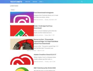 techtonets.blogspot.com screenshot