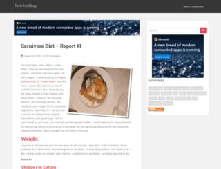 techtoolblog.com screenshot