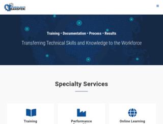 techtransfer.com screenshot