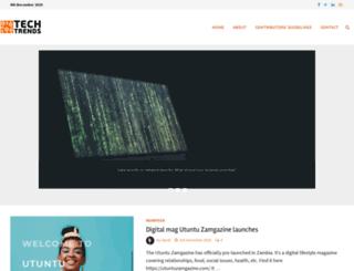 techtrends.co.zm screenshot