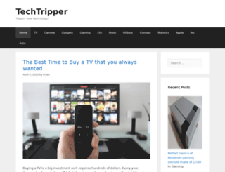 techtripper.com screenshot
