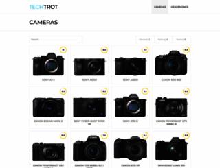 techtrot.com screenshot