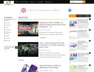 techwebworld.com screenshot