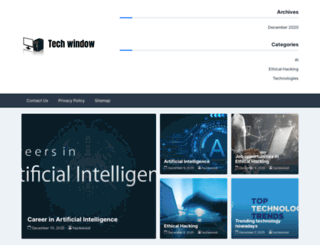 techwindow.org screenshot