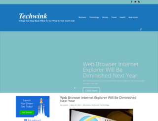 techwink.com screenshot
