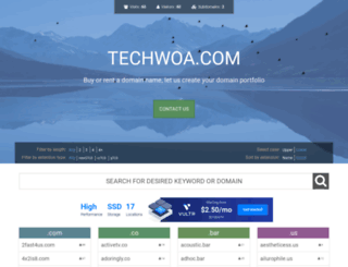 techwoa.com screenshot