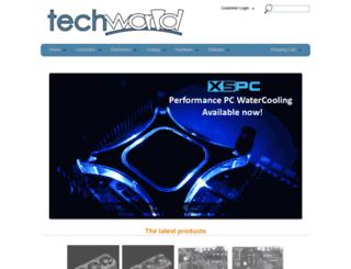 techworld.co.nz screenshot