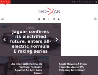 techxan.com screenshot