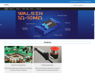 techzilo.com screenshot