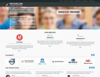 techzilon.com screenshot