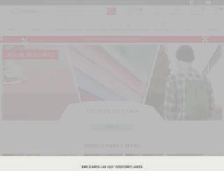 tecidos.com.pt screenshot