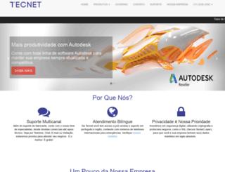 tecnet.co screenshot
