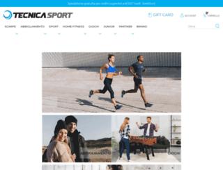 tecnicasport.com screenshot