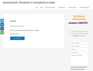 tecnicoelettrodomestici.imprendo.org screenshot