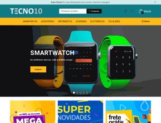 tecno10.com.br screenshot