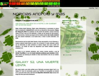 tecnoandroidymas.boosterblog.es screenshot