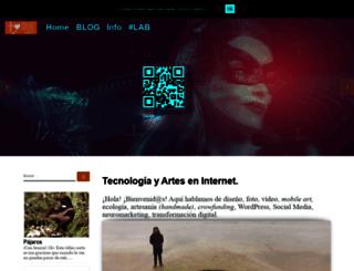tecnoartes.net screenshot